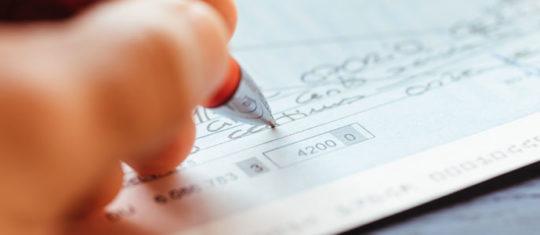 Que faire en cas d'incident de paiement