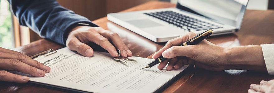 Les contrats d'assurance en ligne